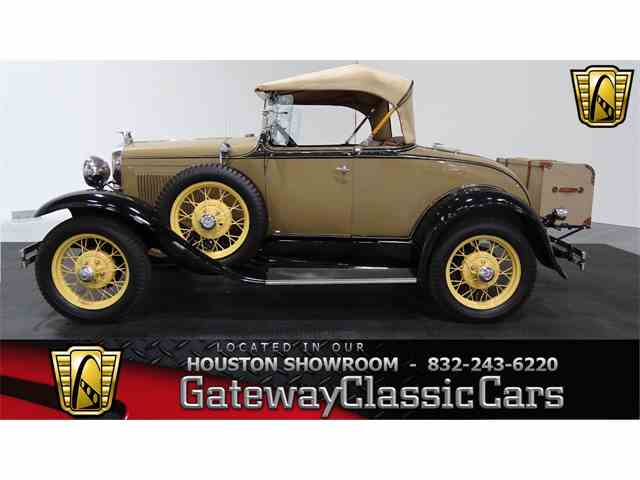 1931 Ford Model A | 1001541