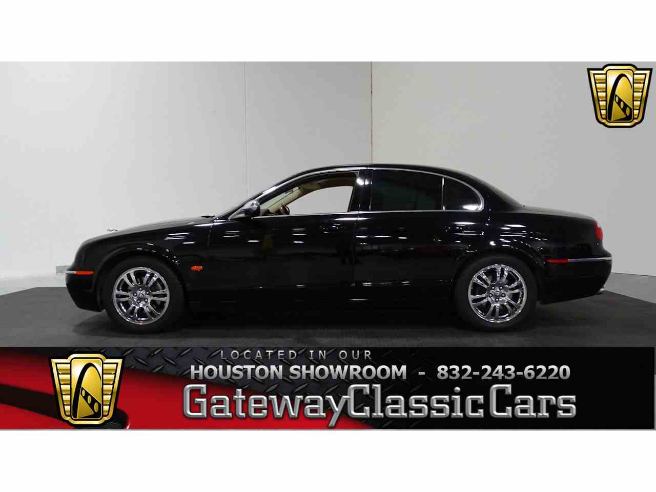 Large Picture of '05 S-Type - $9,995.00 Offered by Gateway Classic Cars - Houston - LGSM