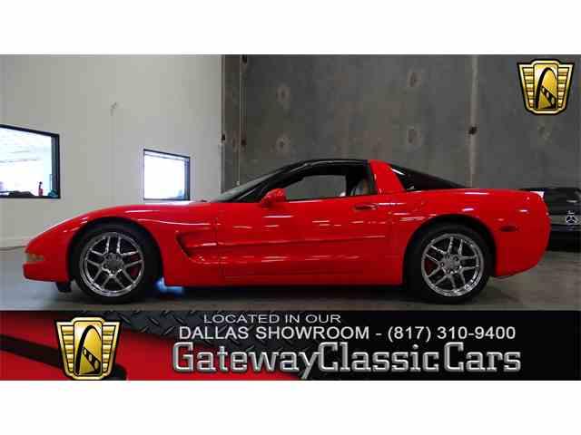 1998 Chevrolet Corvette | 1001543