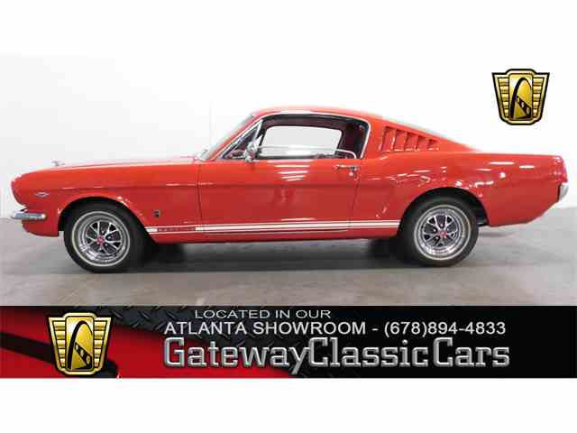 1965 Ford Mustang | 1001549