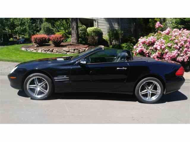 2005 Mercedes-Benz SL500 | 1000155