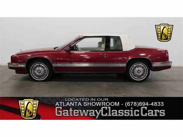 1989 Cadillac Eldorado | 1001550