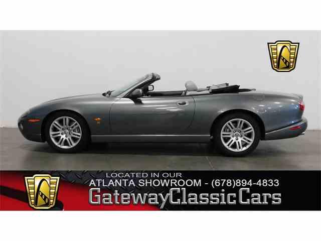 2005 Jaguar XKR | 1001553