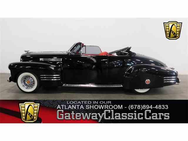 1941 Cadillac Convertible | 1001554