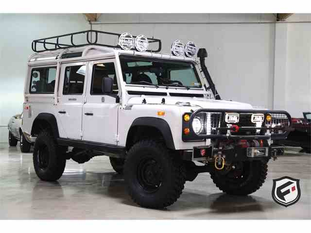 1993 Land Rover Defender | 1001561