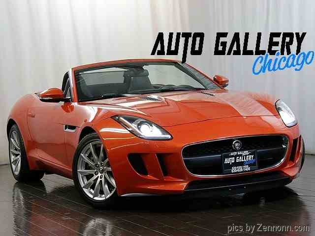 2014 Jaguar F-Type | 1001563