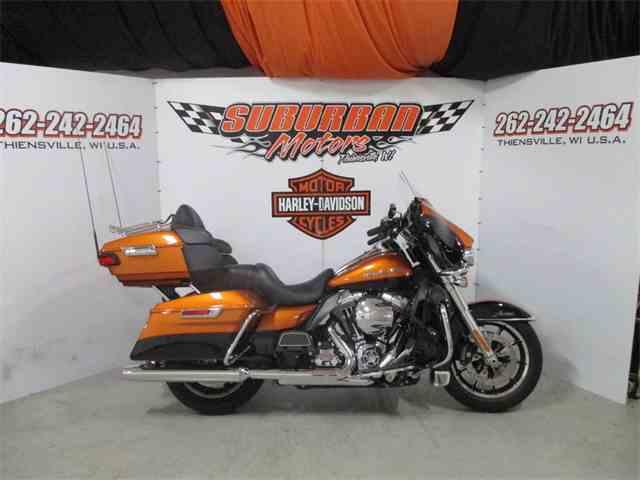 2016 Harley-Davidson® FLHTK - Ultra Limited | 1001567