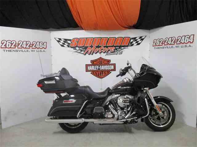 2016 Harley-Davidson® FLTRU - Road Glide® Ultra | 1001568
