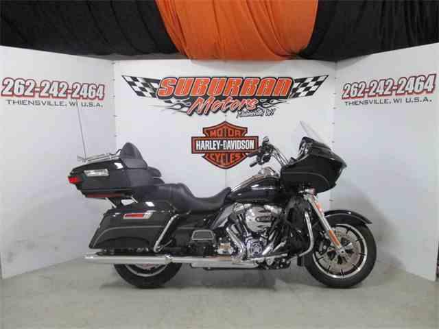 2016 Harley-Davidson® FLTRU - Road Glide® Ultra | 1001569