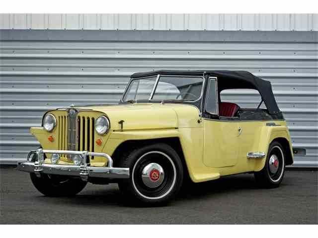 1949 Willys Jeepster | 1000157