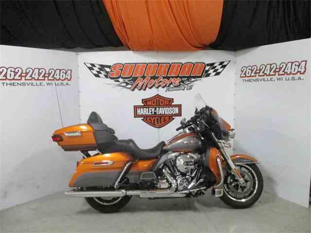 2016 Harley-Davidson® FLHTCU - Electra Glide® Ultra Classic® | 1001571