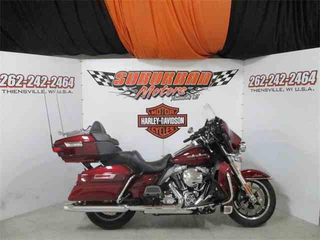 2016 Harley-Davidson® FLHTK - Ultra Limited | 1001575