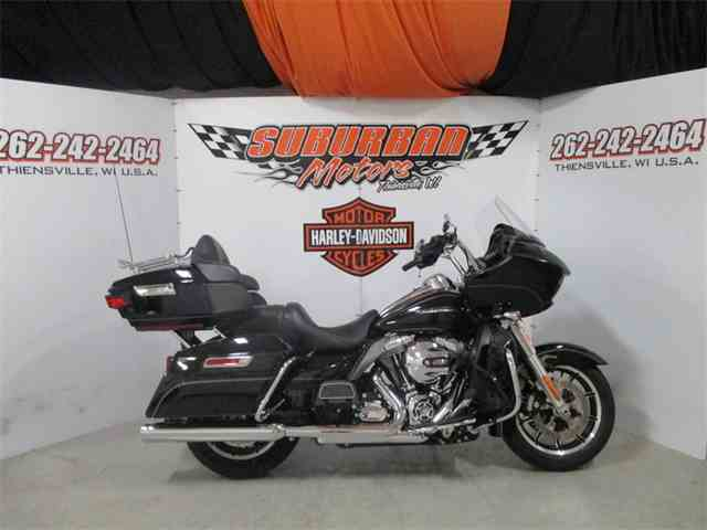 2016 Harley-Davidson® FLTRU - Road Glide® Ultra | 1001576