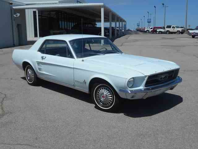 1967 Ford Mustang | 1001578