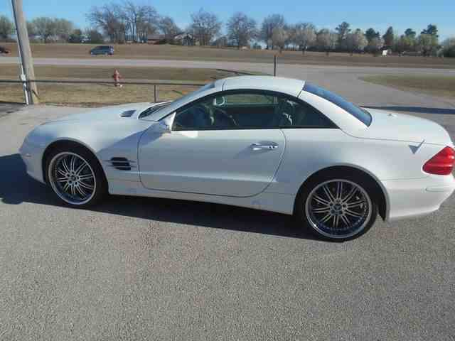 2006 Mercedes-Benz SL500 | 1001579