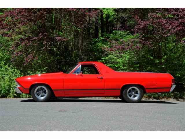 1968 Chevrolet El Camino   1000158