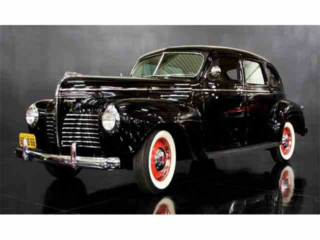 1940 Plymouth P10 | 1001582