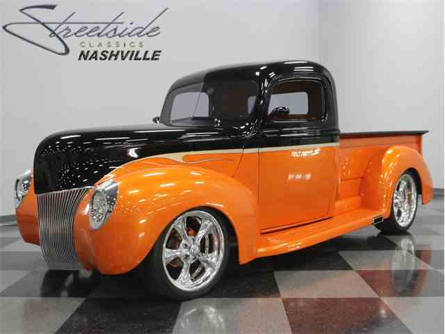 1940 Ford Pickup | 1001584