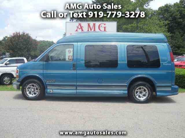 1999 Chevrolet Express | 1001585
