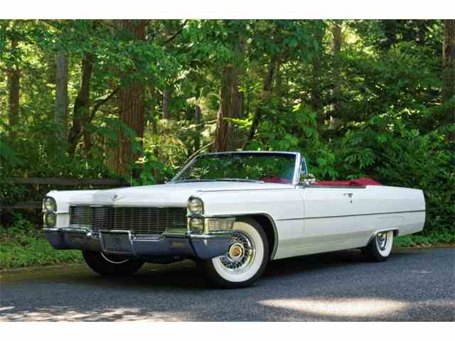 1965 Cadillac DeVille | 1000159