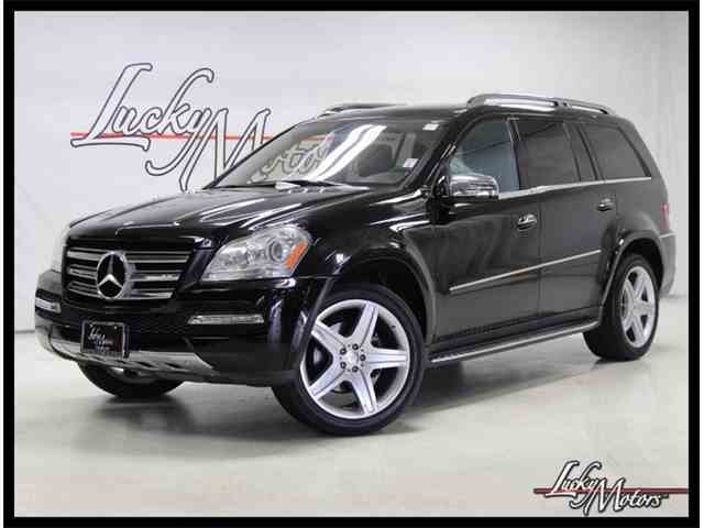 2011 Mercedes-Benz GL450 | 1001590