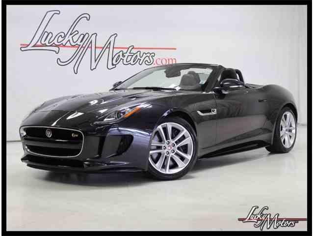 2016 Jaguar F-Type | 1001598