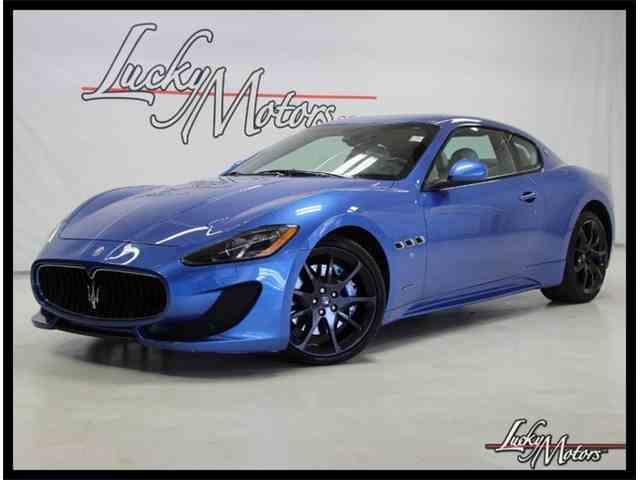 2013 Maserati GranTurismo | 1001599