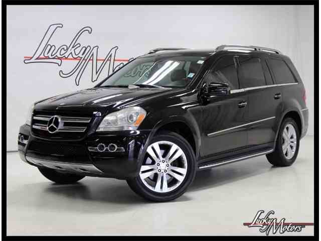 2011 Mercedes-Benz GL450 | 1001601