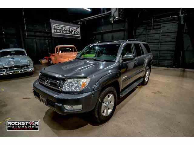 2005 Toyota 4Runner | 1001604