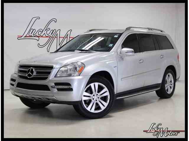 2012 Mercedes-Benz GL450 | 1001607