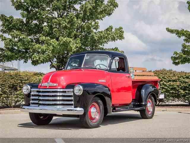 1952 Chevrolet 3100 | 1001610