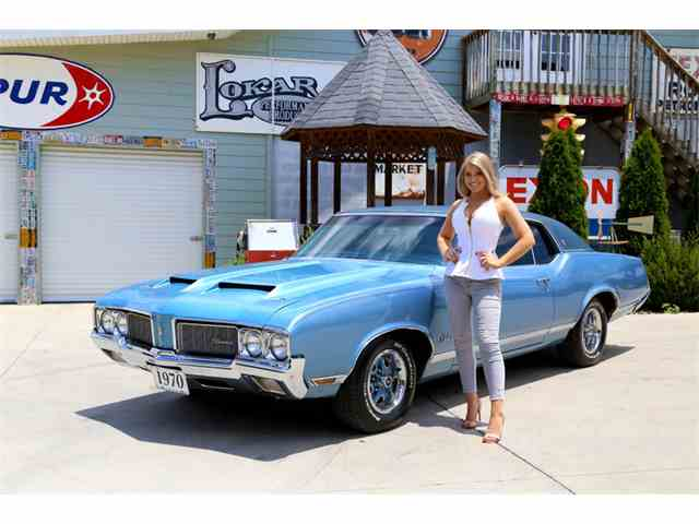 1970 Oldsmobile Cutlass Supreme | 1001612
