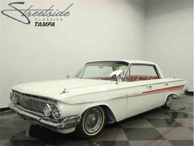 1961 chevrolet impala for sale on 28 available. Black Bedroom Furniture Sets. Home Design Ideas