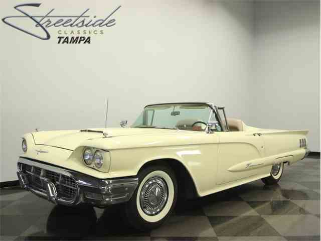 1960 Ford Thunderbird | 1001614