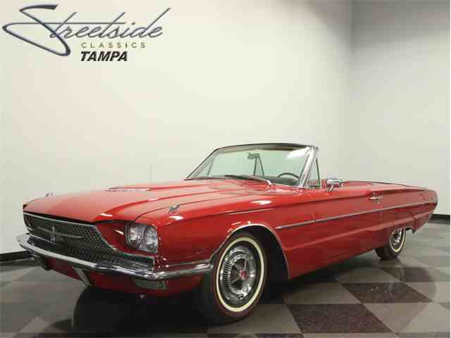 classic ford thunderbird for sale on 552. Black Bedroom Furniture Sets. Home Design Ideas