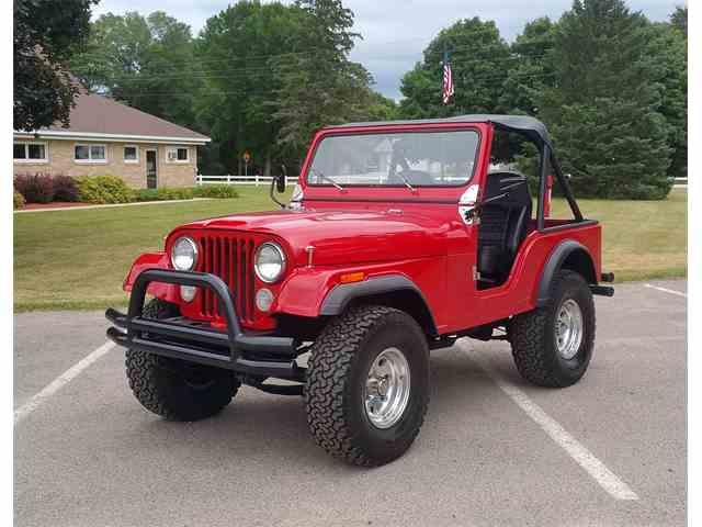 1976 Jeep CJ5 | 1001621