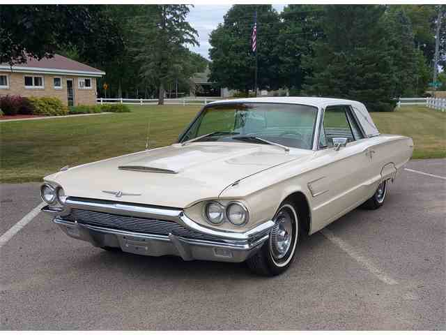 1965 Ford Thunderbird | 1001622