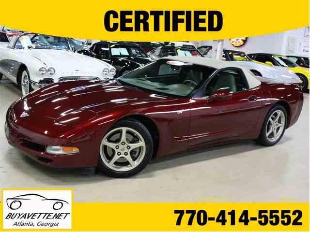 2003 Chevrolet Corvette | 1001624