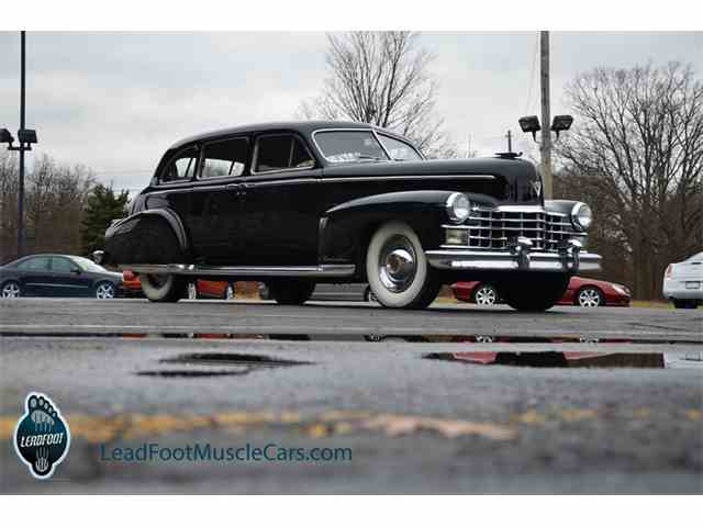 1947 Cadillac Limousine | 1001628