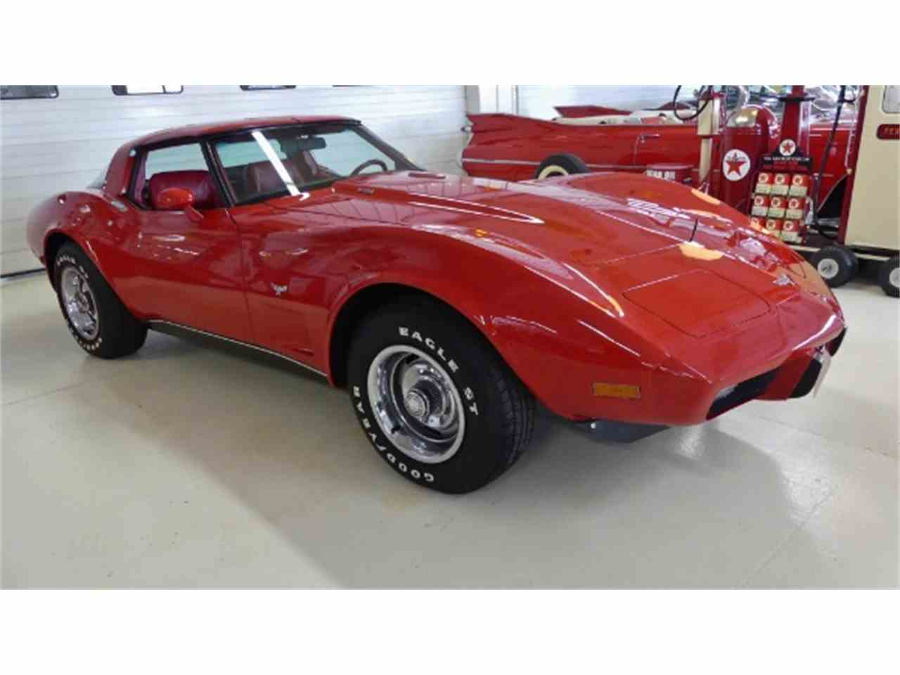 1979 Chevrolet Corvette for Sale - CC-1001630