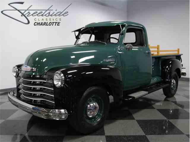 1950 Chevrolet 3600 | 1001632