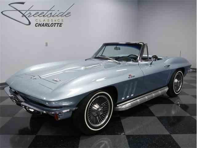 1966 Chevrolet Corvette L72 427 | 1001634