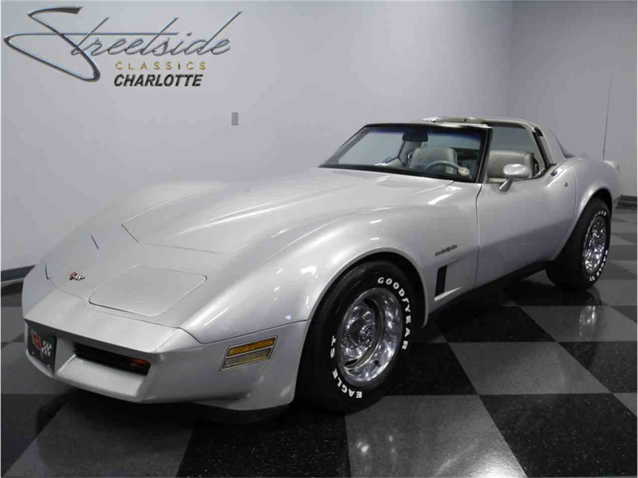 Large Picture of '82 Corvette - LGV9