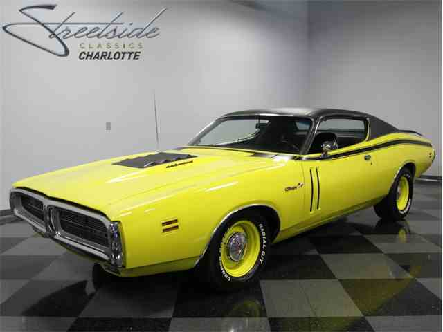 1971 Dodge Charger R/T | 1001639