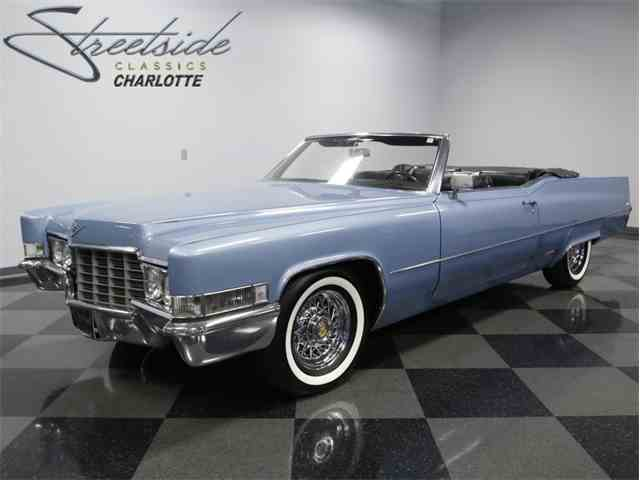 1969 Cadillac DeVille | 1001641