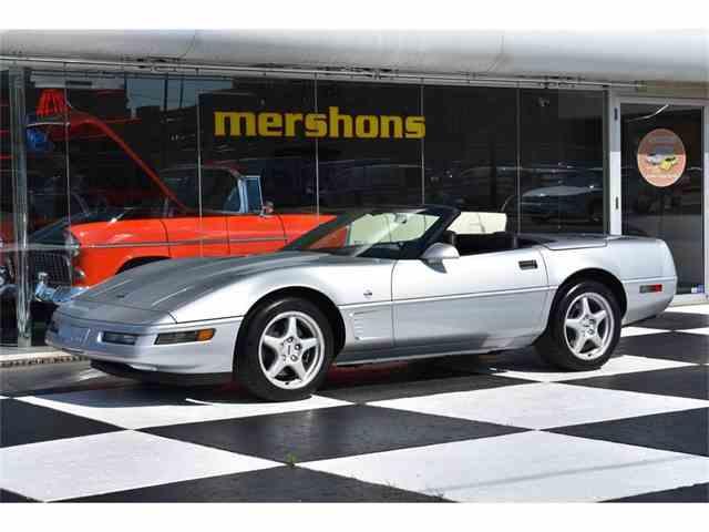 1996 Chevrolet Corvette | 1001642