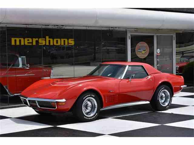 1972 Chevrolet Corvette | 1001643