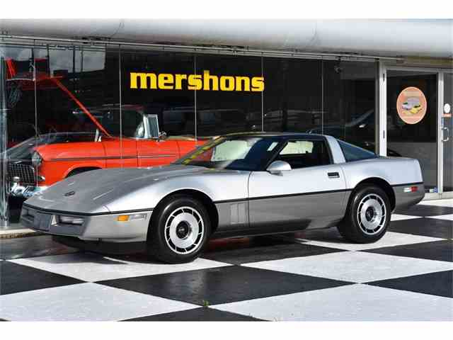 1985 Chevrolet Corvette | 1001644