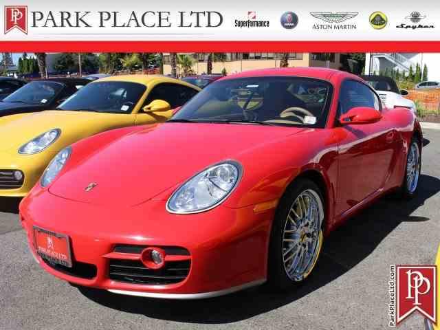 2006 Porsche Cayman   1001649