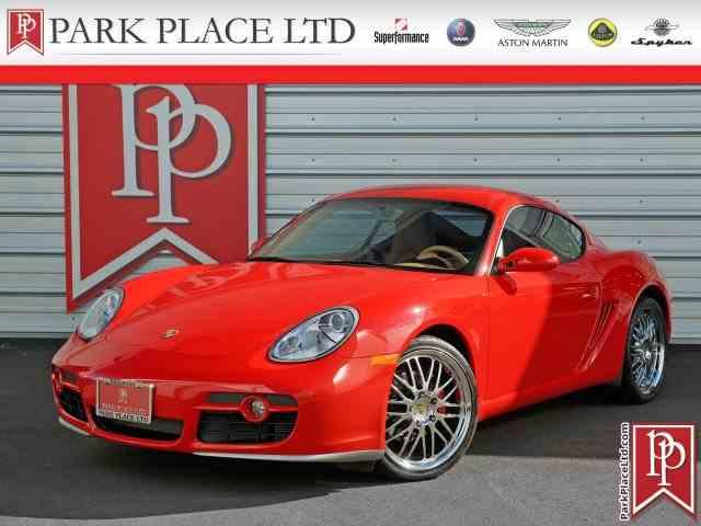 2006 Porsche Cayman | 1001649